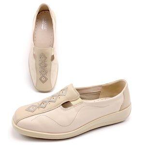 Hotter Calypso Slip On Comfort Loafers Flats US 9